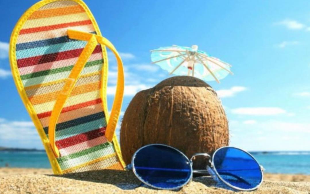 Så er der sommerferie!